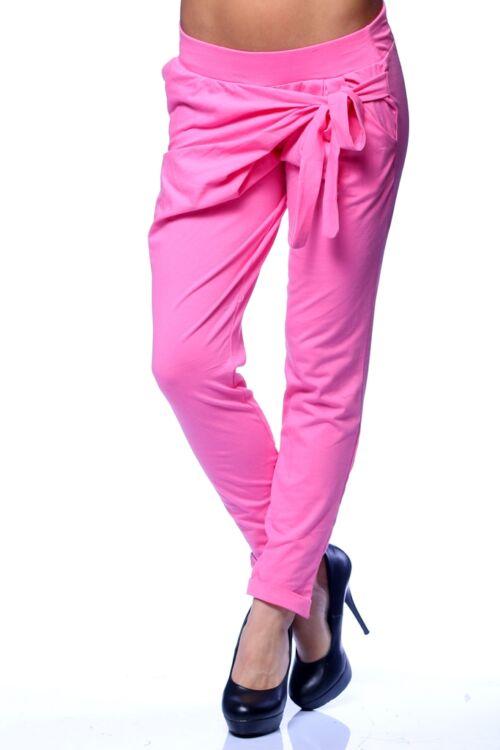 Szabadidő nadrág - Hot Pink