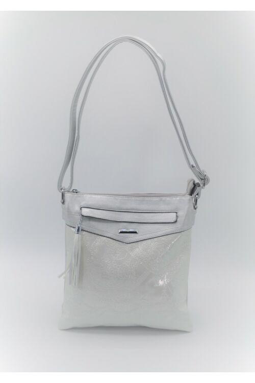 Válltáska - Silver